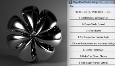 FXFX Maya Real Studio 2 is available now! | Fxfx net