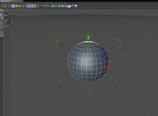 How to model wire mesh in Cinema 4D? | Fxfx net ::: Digital