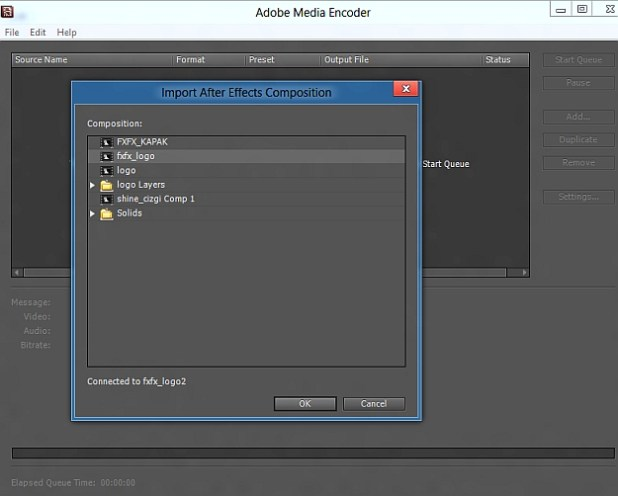 How to batch render in After Effects? | Fxfx net ::: Digital Art