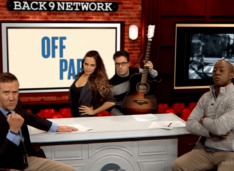 Back9Network On Air