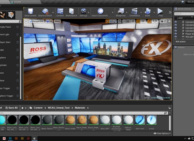 AR-VR Demo Reel 2018