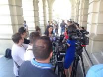 Media in the Protest against FX Loans in Novi Sad (Serbia)