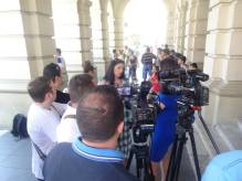 Media in the Protest against FX Loans in Novi Sad (Serbia)