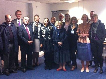 Representatives in London