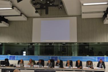 """The cycle """"Financial Matters"""" at the European Committee"""