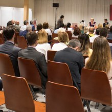 Assistants to the VI European Conference of FX Loans in Barcelona