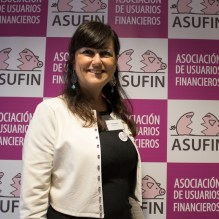 Franca Berno, president of Tuconfin and speaker