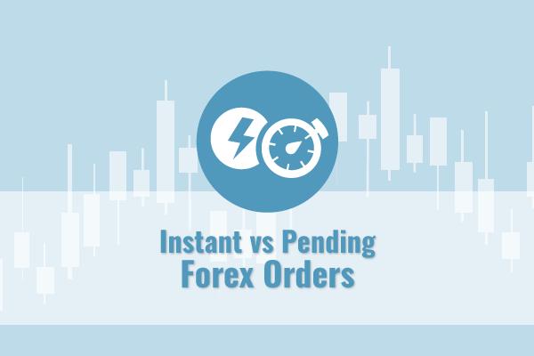 instant pending orders