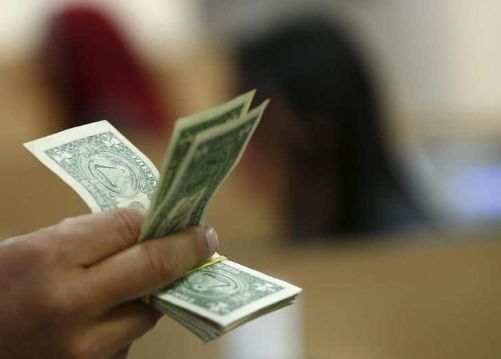 Dollar Down With Investors Curbing