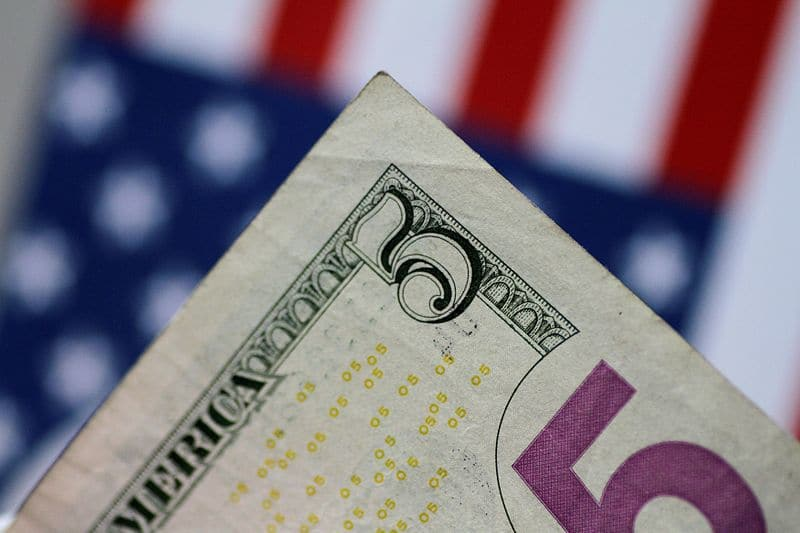 Dollar up on COVID-19