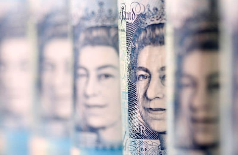 FX - Pound Recovers as U.K. Signals