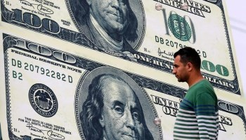FOREX – U.S. Dollar Down Amid Improved