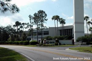 The WESH studios
