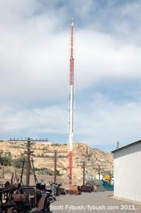 KOBF's old antenna