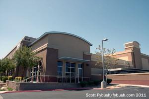 KTNV's new building