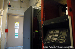 WRCT's transmitter