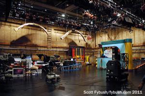 WTIU's main studio