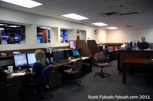 WFIE newsroom