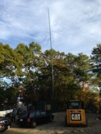 WMSX's new antenna (courtesy Alex Langer)