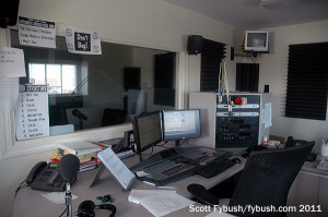 WNIN-FM's main studio