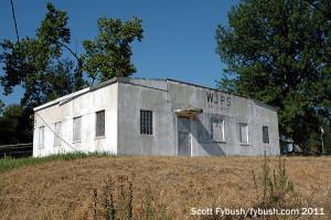 WVHI 1330's transmitter building