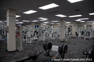 Cox gym...