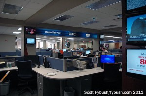 WHIO's combined newsroom
