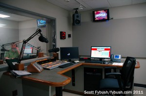 A WHIO production room