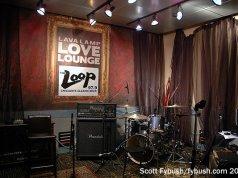 WLUP's performance studio