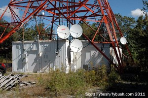 Transmitter shacks