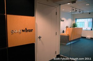 Welcome to WBUR!