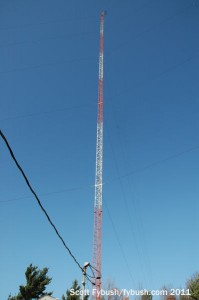 WFLR's tower