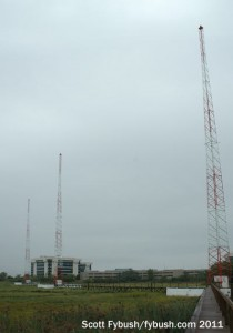 The WMKI towers