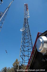 KPFK's tower