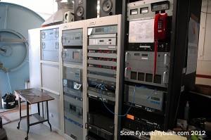 KSCA's transmitter