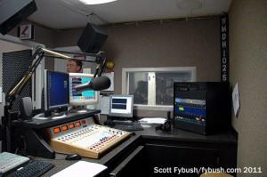 The WMDH studio