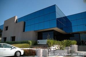 The BCA building
