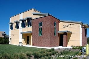 KCLU's building