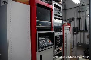 KDAR's transmitter