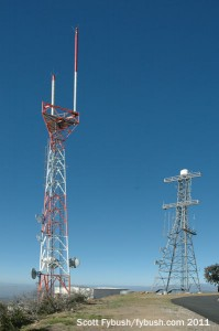 The KPBS tower