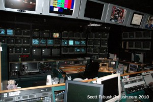 Network news control