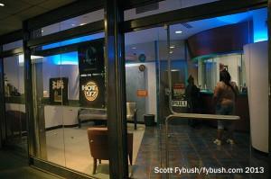 The WQHT/WBLS-WLIB lobby, 2013