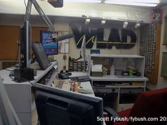 WLAD's air studio