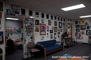 Office area, right side