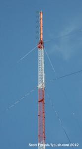WBNQ's antenna