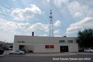The WCIA/WCFN studios