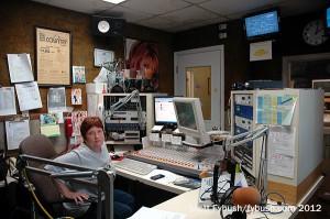 Main FM studio