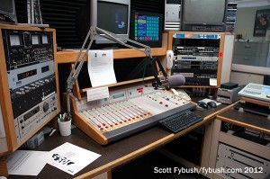 WWVR studio