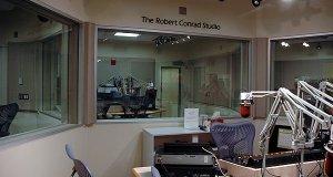 ...in the Robert Conrad Studio