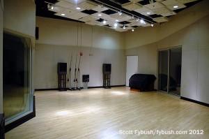 Inside the KeyBank Studio